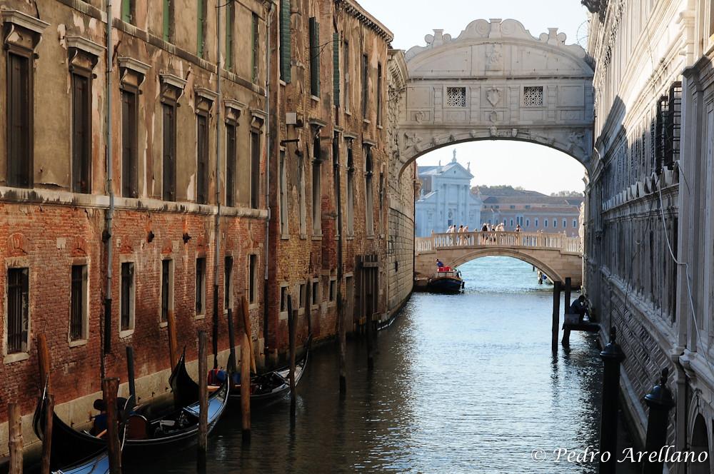 Puente De Los Suspiros Venecia Italia Pedro Arellano Flickr