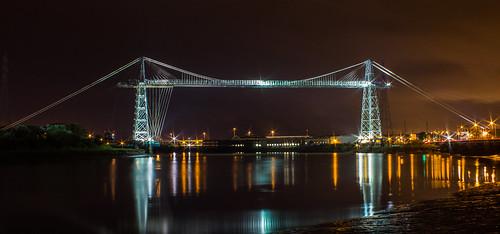 Newport Transporter Bridge