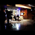 On set yesterday @ctvbc morning live with Aamer Haleem