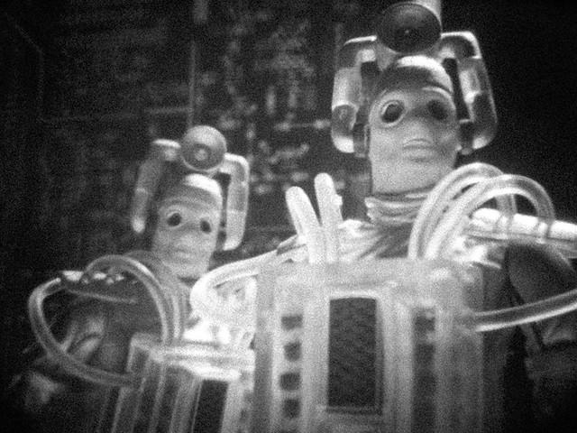 Original Mondasian Cybermen