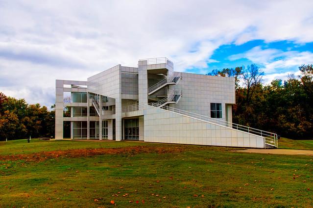 New Harmony, Visitor Center