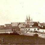 Stift Obernkirchen von Süden