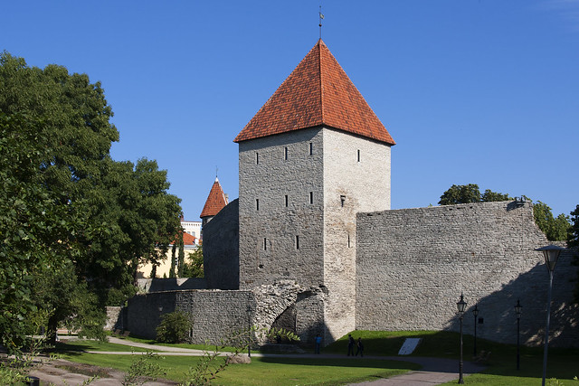 City_Wall_Tallinn 1.2, Estonia