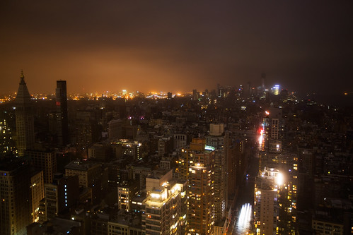 Hurricane Sandy power outage in Lower Manhattan, New York | by Lisa Bettany {Mostly Lisa}