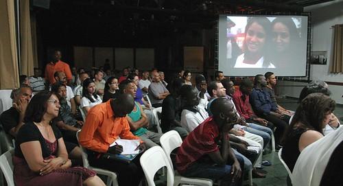 Comunitá haitiana ospite all'Arsenale della Speranza
