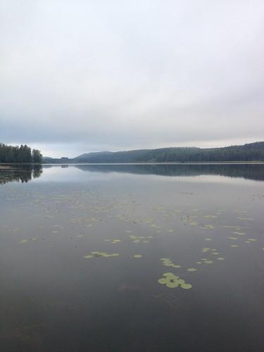 summer lake putkilahti
