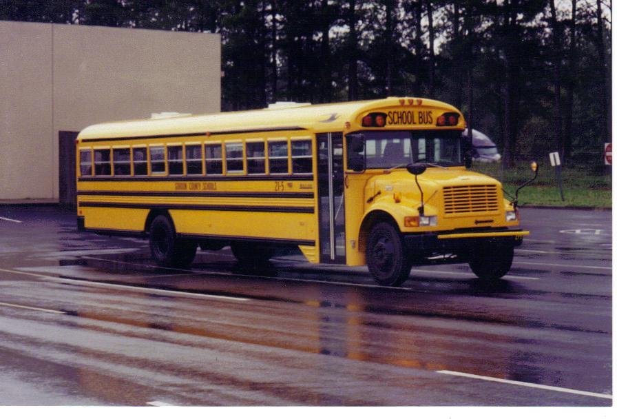 GEORGIA BLUE BIRD BUS - GORDON COUNTY SCHOOLS | Georgia Blue