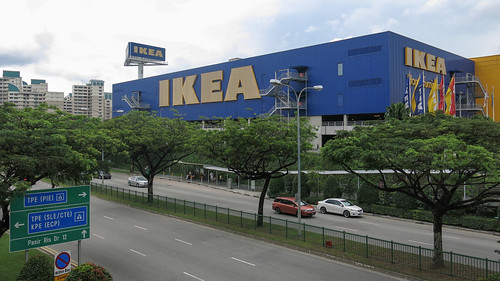 Outside Ikea (Tampines, Singapore) | by karlaredor