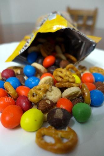 M&M's Snack Mix | pinakbet net/2013/01/14/mms-snack-mix/ | Lakas ng