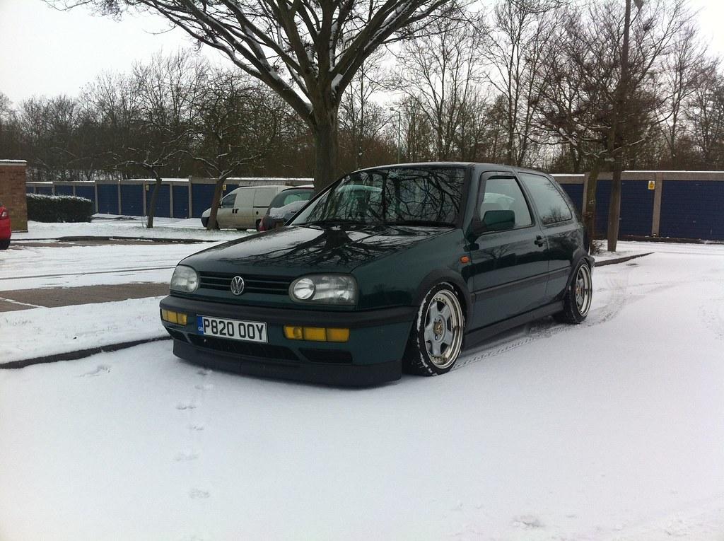 Vw Golf Mk3 Stance