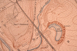 Map Detail | by Matthew Petroff