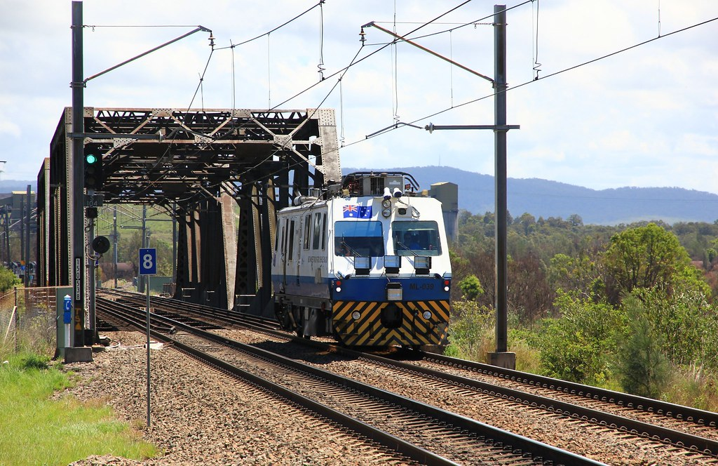 25/01/2013 ML039 @ Cockle Creek by John  Hammett