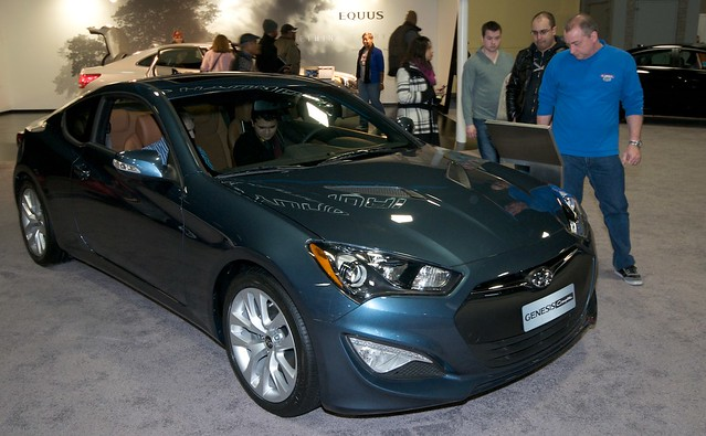 2013 Washington Auto Show - Lower Concourse - Hyundai 5