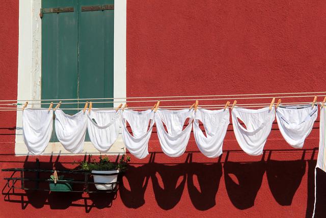 L'Italia in mutande