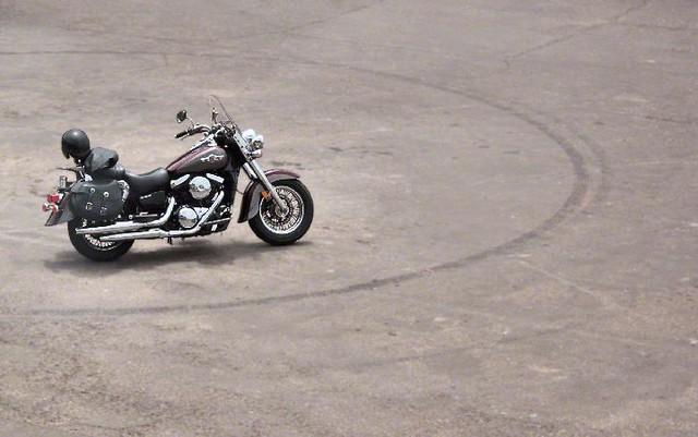 Saddle Harley