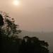Coucher de soleil népalais.
