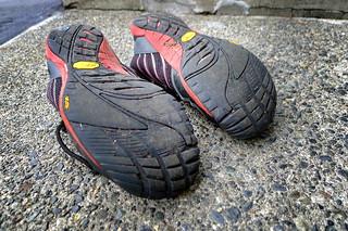 Running Shoe Wear Pattern | by Pig Monkey