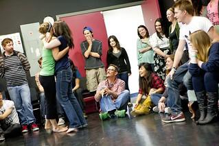 Matthew Lillard Acting Workshop at VFS | by vancouverfilmschool