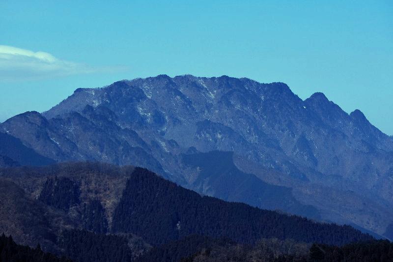 両神山 登山