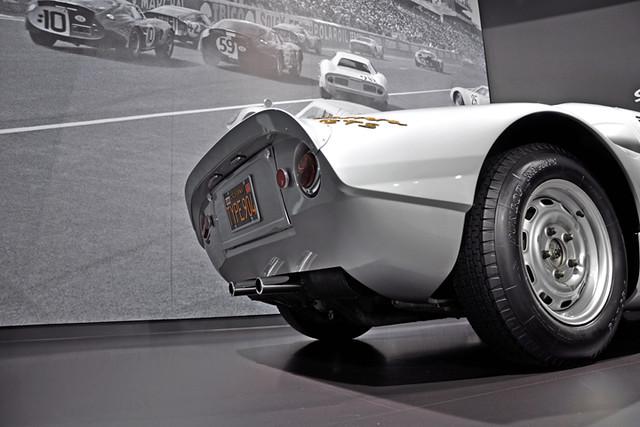 Porsche 904-rear