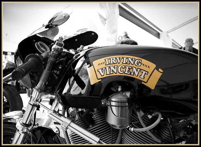 Irving Vincent Cafe Racer