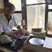M. Mizuno, potier à Tokoname, est une légende vivante