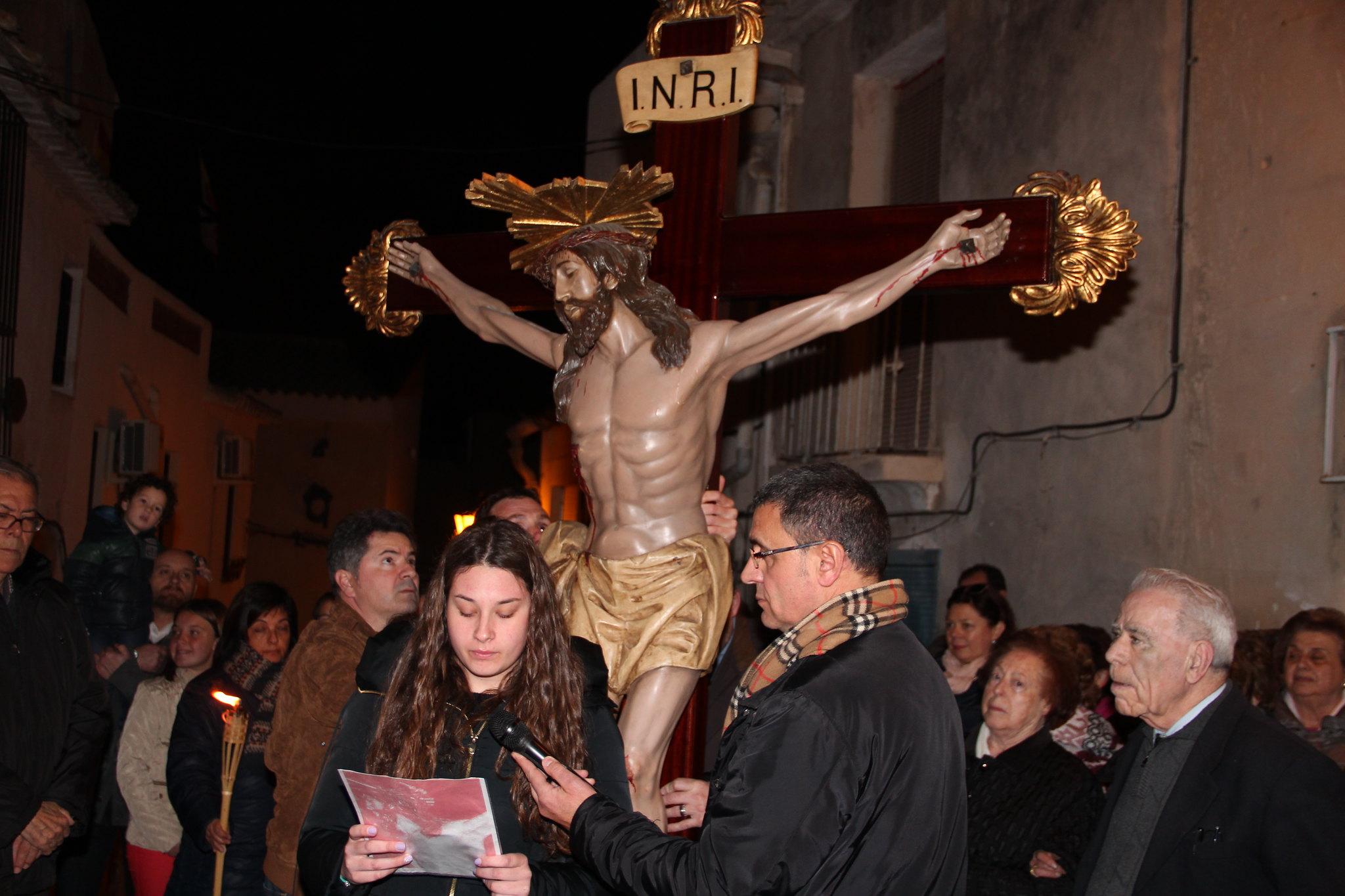 (2016-03-18) - VII Vía Crucis nocturno - Antonio José Verdú Navarro (022)