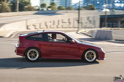 Rolling-Honda-CRx | by JoeyNewcombe