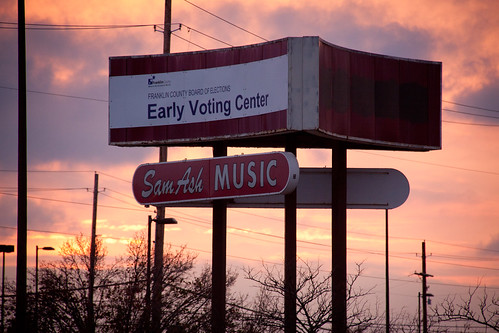 Franklin County Early Voting Center - Columbus, Ohio | by ChrisGoldNY
