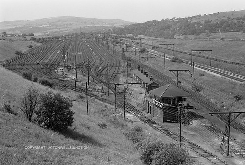 Mottram Yard 1972 | by ACTON WELLS JUNCTION
