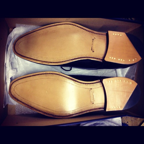 Charles Tyrwhitt Shoe Repairs | by GoodyearWelted