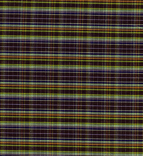 Cotton Madras plaid USED | by lsaspacey