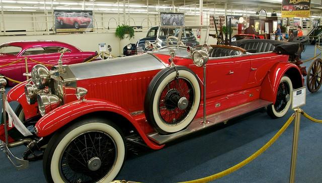 1925 Rolls-Royce Phantom I Barker Torpedo Tourer--The Tiger Car
