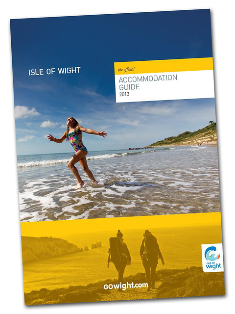 The Official Isle of Wight Accommodation Guide 2013