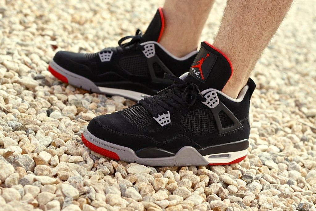 promo code 691b5 6d140 Nike Air Jordan 4 IV Retro 'Bred' 2012   Travis Robertson   Flickr
