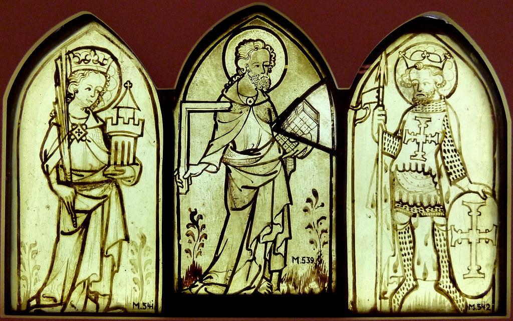 Heilige Barbara, Thomas & Gereon