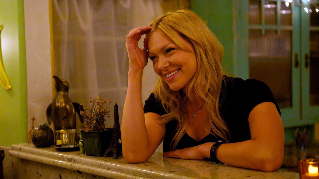Laura Prepon in a Film still from The Kitchen © 2012 The