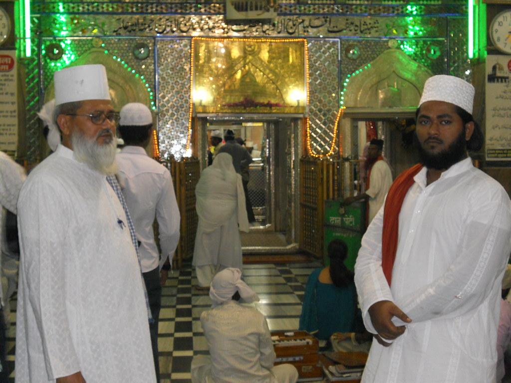 Hazrat Sufi Haidar Ali Shah Dargah Baba Taj | Taja Baug Shar