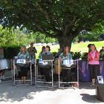 Sommerfest Pflegeheim Tilia am 23. Juni 2012 in Ittigen