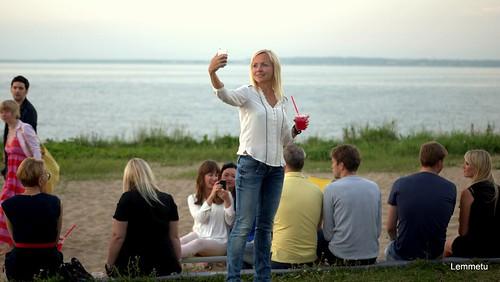 Selfie, Patarei Merekindlus, Tallinn 2016