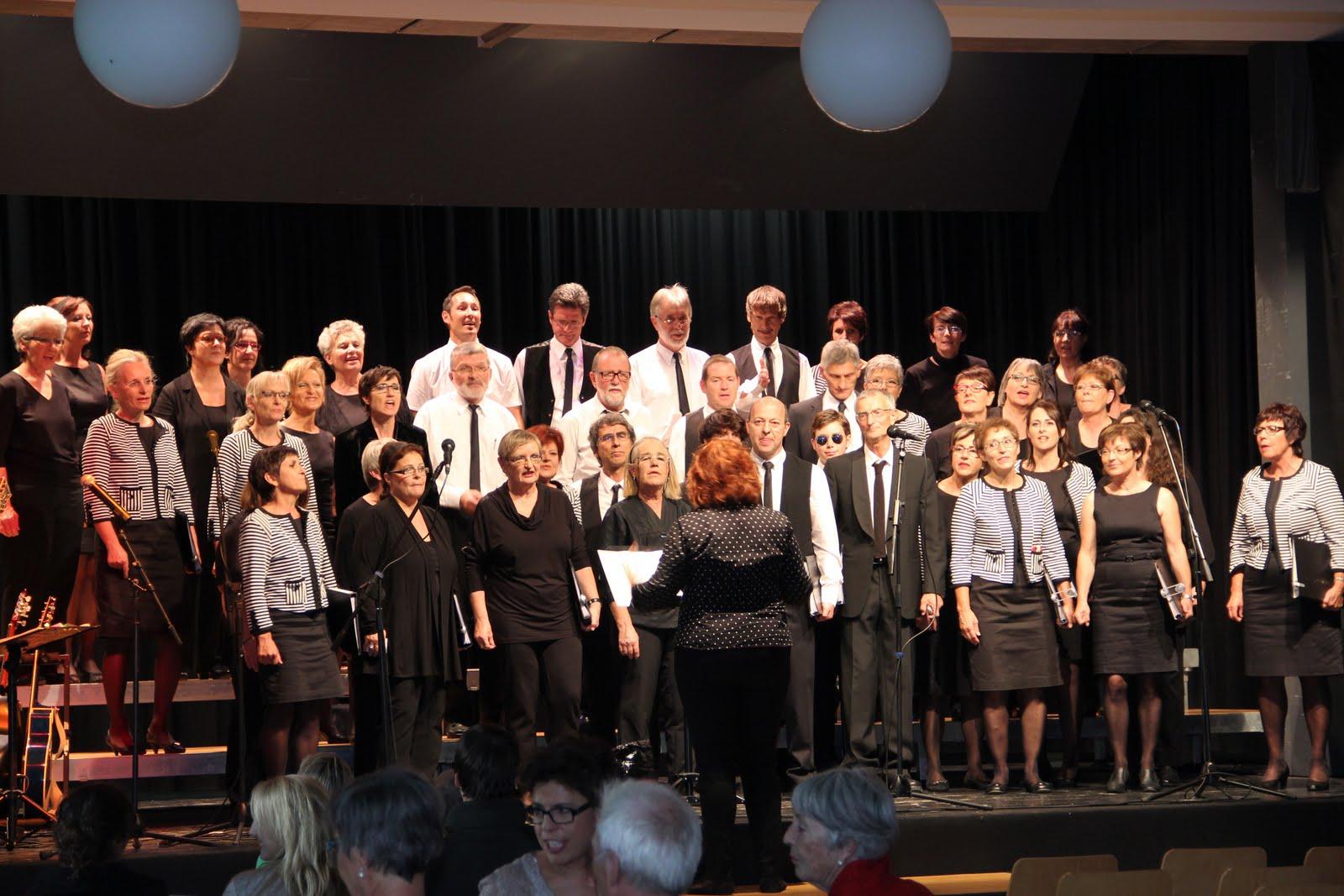 Chor im Beatles-Fieber 2012
