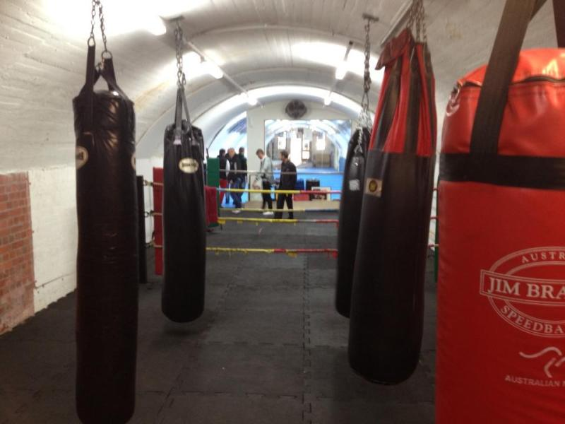 Fight Club Melbourne | Training room | Fight Club Galatsi