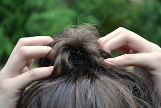 Hair bun | by Sagisen
