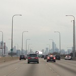 Image: Heading into Chicago