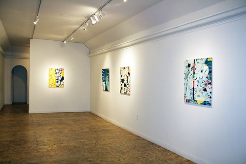 Rachel Kaye - Installation View
