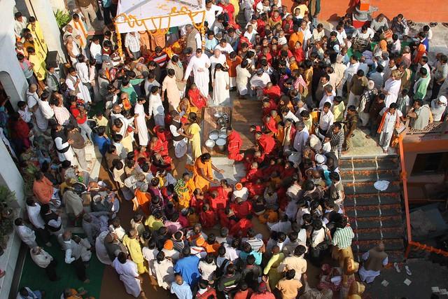 Maharaji's Jal Samadhi 11.30.2012