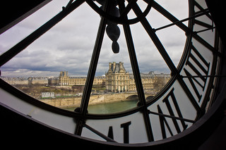 A view of the Louvre from the Musée d'Orsay | by cgc76