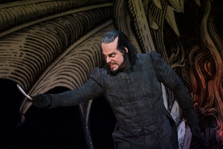 John Reylea as Bertram in Robert le diable © ROH / Bill Cooper  2012 | by Royal Opera House Covent Garden