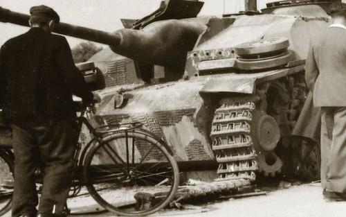 Sturmgesch U00fctz 7 5 Cm Stu K  40 Mit Topfblende Ausf  G  Sd