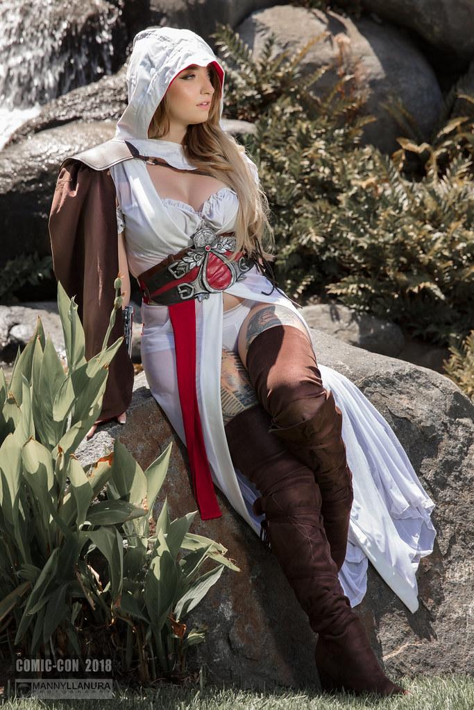Ezio Assassin S Creed By Marianne Fredericks Ezio Assassin Flickr